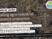 Webinar series: Fueling agro-industrial livestock production