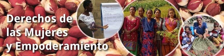 Derechos de las Mujeres y Empoderamiento